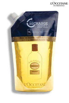 L'Occitane Almond Shower Oil Eco Refill 500ml