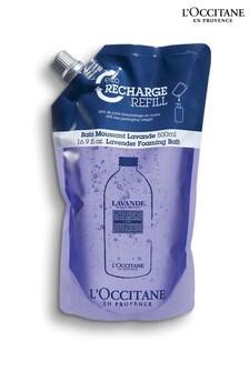 L'Occitane Lavender Foaming Bath Eco Refill 500ml