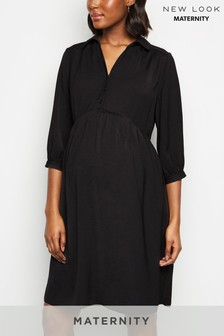 New Look Maternity Tier Smock Dress