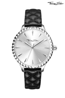 "Thomas Sabo Silver ""Rebel At Heart"" Women's Watch"