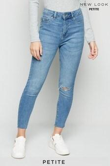 New Look Petite Rip Disco Zeplin Jeans