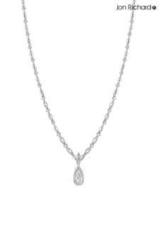 Jon Richard Classic Pear Drop Necklace