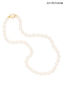 Jon Richard Pearl Necklace
