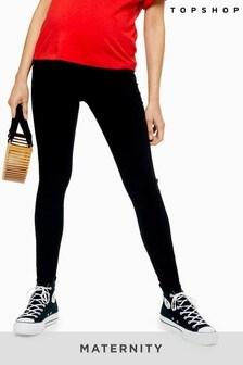Topshop Maternity Under The Bump Short Leg Jamie Skinny Jeans