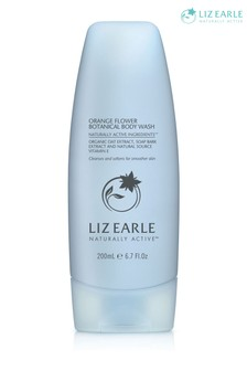 Liz Earle Orange Flower Botanical Body Wash 200ml