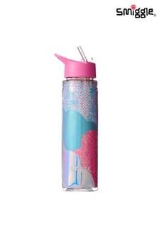 Smiggle Pink Lunar Drink Bottle