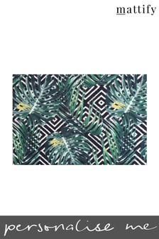 Mattify Tropical Print Doormat