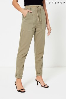 Topshop Slouch Trouser