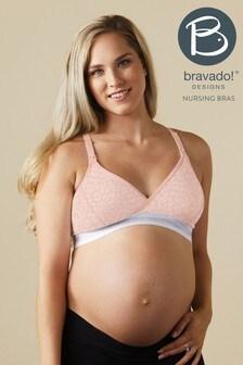 Bravado Pink Original Nursing Bra