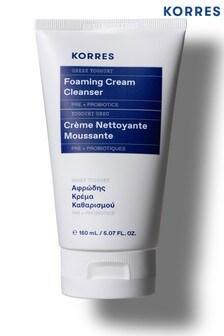 Korres Greek Yoghurt Foaming Cream Cleanser 150ml