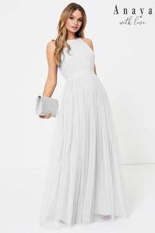 Anaya With Love Bow Maxi Dress