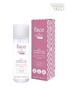 Skinny Tan Overnight Tan and Hydrate Mask 50ml