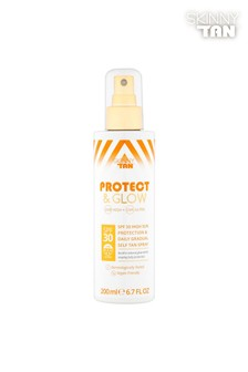 Skinny Tan Protect & Glow Milk Spray SPF 30 - 200ml