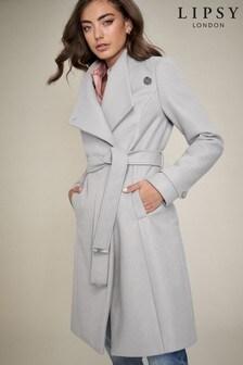 Lipsy Wrap Coat