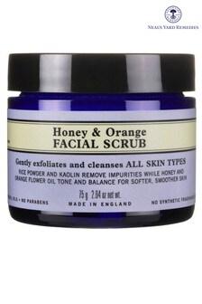 Neals Yard Remedies Honey & Orange Scrub  75g