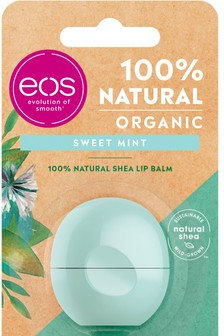 EOS Organic Sweet Mint Lip Balm 7g