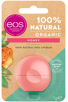 EOS Organic Honey Lip Balm 7g