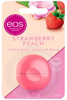 EOS Strawberry Peach Lip Balm 7g