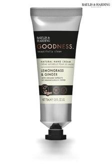 Baylis & Harding Goodness Lemongrass & Ginger 75ml Hand Cream