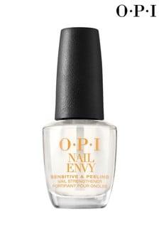 OPI Nail Envy, Nail Strengthener Treatment, Sensitive & Peeling Formula, 15 ml