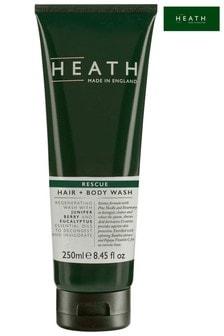Heath Rescue Hair & Body Wash 250ml