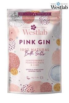 Westlab Pink Gin Bathing Salts 1kg