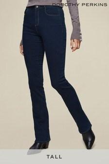 Dorothy Perkins Blue Tall Ellis Bootcut Jean