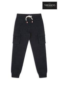 Threadboys Cuffed Cargo Pant