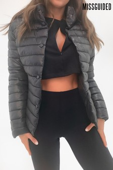 Missguided Lightweight Padded Jacket