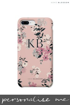 Personalised Pink Floral Phone Case By Koko Blossom