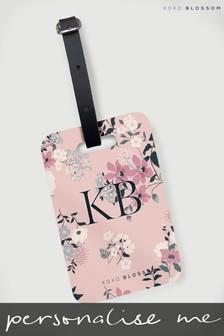 Personalised Luggage Tag By Koko Blossom