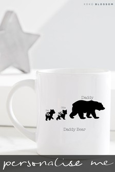 Personalised Mug By Koko Blossom