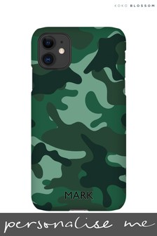 Personalised Green Phone Case By Koko Blossom
