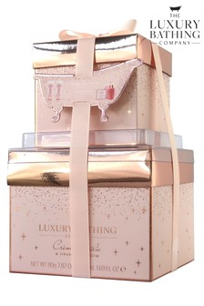 The Luxury Bathing Company All Stacks Up Gift Set