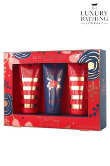The Luxury Bathing Company Hand-Picked Gift Set