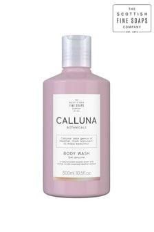 Scottish Fine Soaps Calluna Botanicals Body Wash 300ml