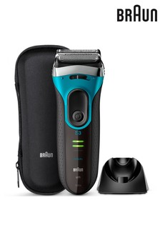 Braun Series 3 3080s Rechargeable Wet and Dry Foil Electric Shaver