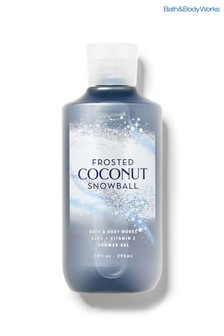 Bath & Body Works Frosted Coconut Snowball Shower Gel 295ml