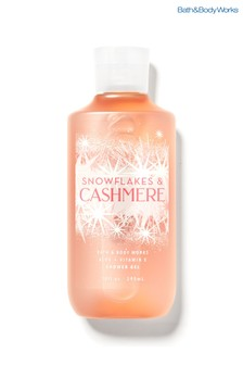Bath & Body Works Snowflakes and Cashmere Shower Gel 295ml