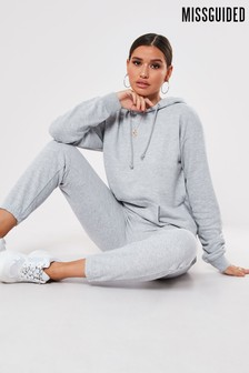Missguided Co Ord Hoodie And Jogger Set