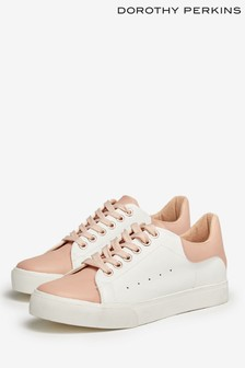 Dorothy Perkins Blush Irie Trainer