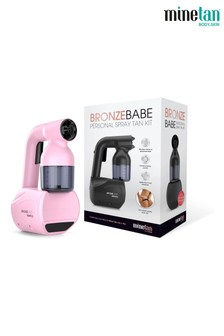 MineTan Bronze Babe Personal Spray Tan Kit