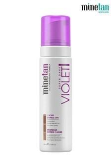 MineTan Violet Self Tan Foam 200ml