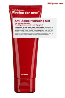 Recipe for Men Anti Aging Hydrating Gel 75ml