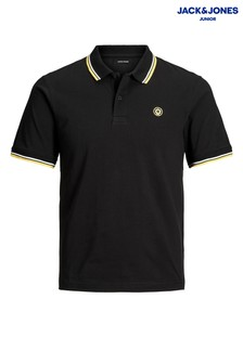 Jack & Jones Junior Short Sleeve Polo T-Shirt