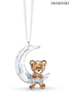 Swarovski Baby's 1St Christmas Ornament Bauble