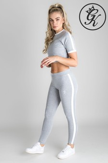 Gym King Side Stripe Leggings