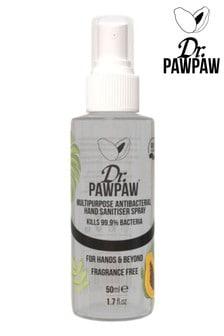 Dr. PAWPAW Multipurpose Antibacterial Hand Sanitiser Spray 50ml