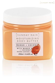 Sunday Rain Mango & Coconut Body Butter 250ml