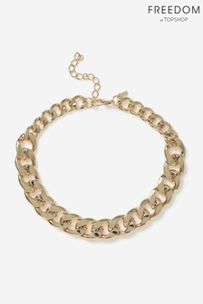 Freedom Jewellery Chunky Chain Necklace